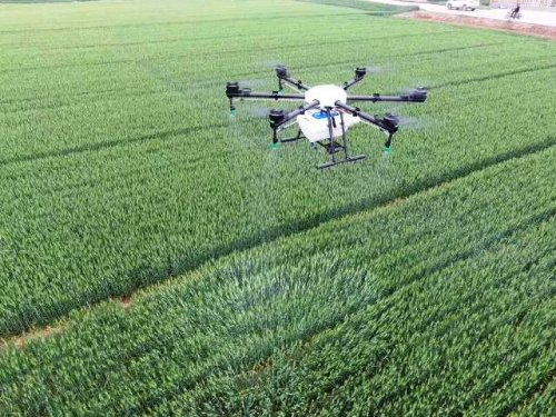 The benefits of agriculture drone