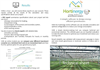 Hortinergy - Energy Efficient Greenhouses Online Software Suite Technical Sheet