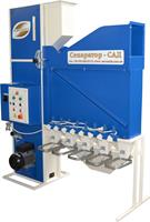 AEROMEH - CAD-4 - Grain Cleaning Machine