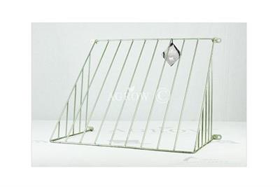Agrow - Model FRS-FW - Wall Mounted Livestock Hanging Hay Racks