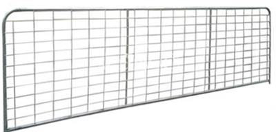 Agrow - Model FRS-FG-MV - Stay Mesh Infill Farm Gate