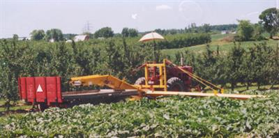 Veg-Veyer - Model S-R - Harvester Equipment