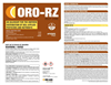 ORO-RZ ORGANIC Soil-Applied Pesticides and Nutrients - Brochure