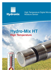 Hydro-Mix - Model HT - Microwave Moisture Measurement Sensor Brochure