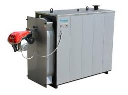 Titan - Model FTC - Condensing Fire Tube Boiler