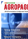 AGROPAGES 2018 Formulation & Adjuvant Technology