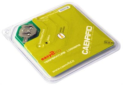 CAEN RFID Easy2Log - Model RT0005 - Low Cost, Semi-Passive UHF Logger Tag