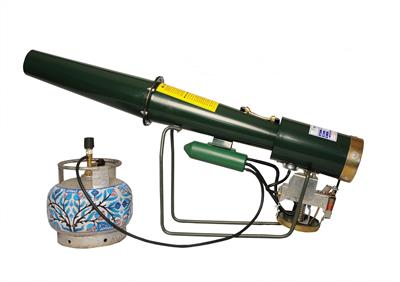 Kurtbomsan - Model M1 - Mechanical Bird and Wild Animal Gas Cannon