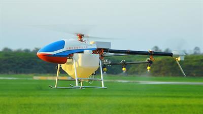 dronex pro test autonomie