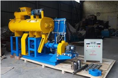 Victor - Model CSP12C - Fish Feed Extruder Machine