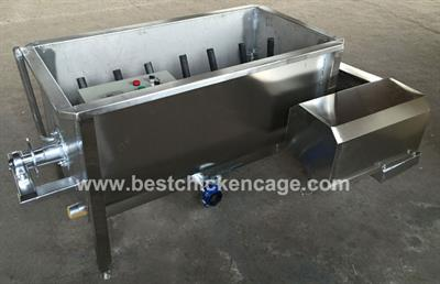 Hebei - Chicken Scalding Machine