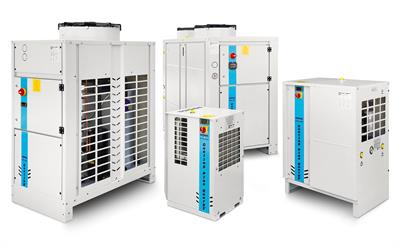 Hitema - Model ENR Series - Air-Cooled Liquid Chillers for Wineries, Agriculture & Farming & More