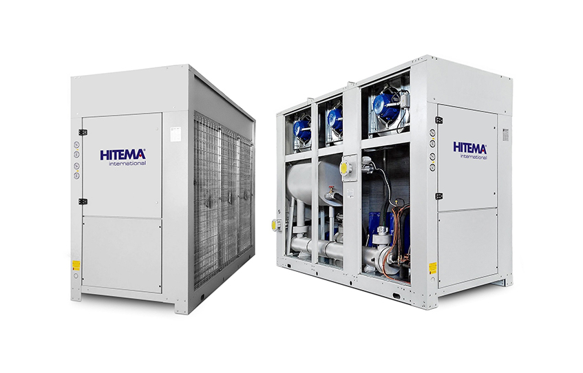 Hitema - Model CSE Series - Air-Cooled Liquid Chillers with Centrifugal Fans for Wineries, Agriculture & Farming & More