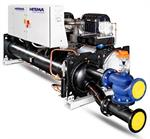 Hitema - AHW Series - Water-Cooled Chillers with Turbocor Compressors