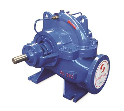 Fedesis - Double Suction Pump