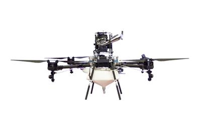 HSE - Model M4H - Hybrid Crop Spraying Drone (10L)