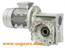 Model NMRV  Series - Worm Gear Motor