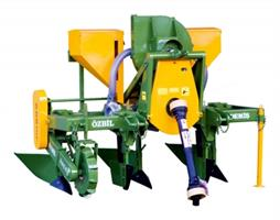 Ozbil - Model PM200 - Two Rows Pneumatic Precise Seeder
