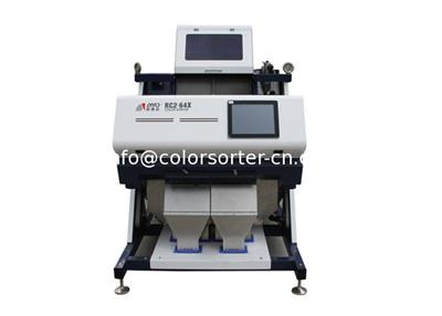 Anhui - Model RC1/2/3/4/5/6/7/8/10/12 - Barley Rice Colour Sorter Machine