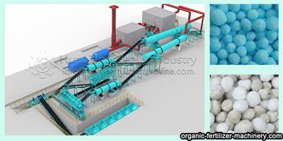 How to improve the pelletizing rate of NPK fertilizer production