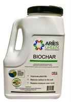 Aries Green Biochar - Natural Soil Conditioner