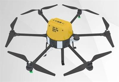 Digital Eagle - Model AK-61 10-12L - Agriculture Drone Payload