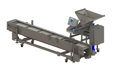 A B Packing - Model BFA2000 - Hands Free Automatic Box Fillers