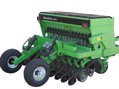 Solano - Model SD - Mechanical Direct Seeder