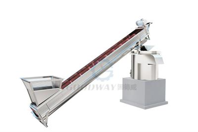 Cassava - Quantitative Cleaning Conveyor