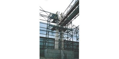 Jeffrey Rader - Bucket Elevators for Woody Biomass