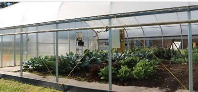 GrowSpan - Greenhouse Curtain Systems