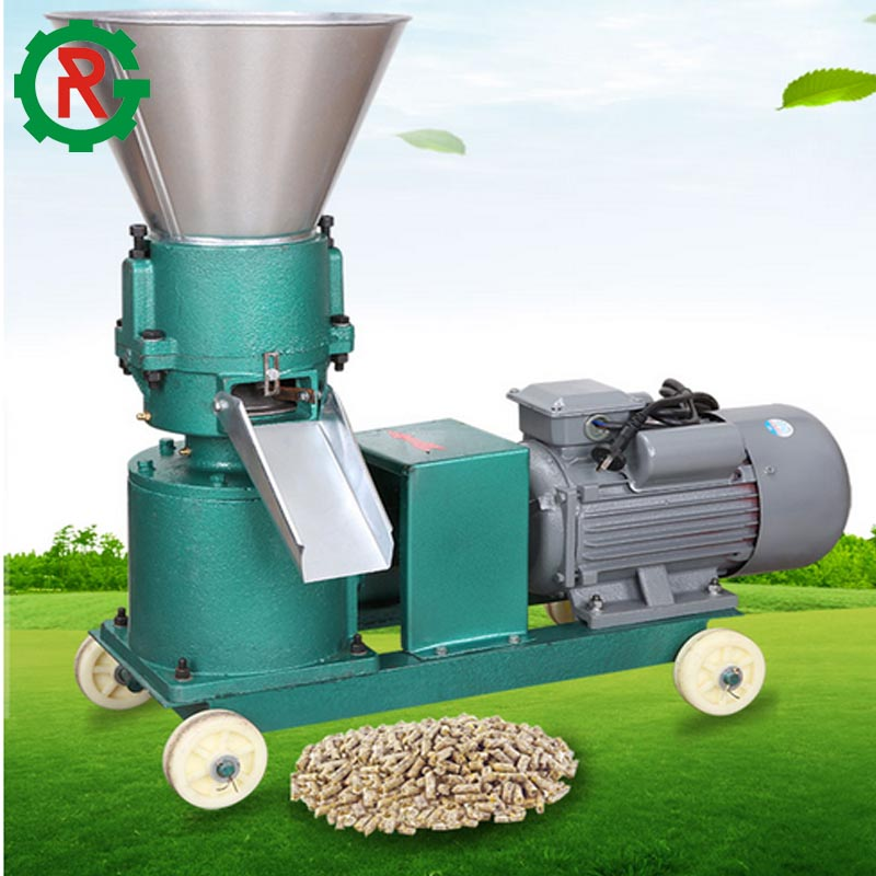 Poultry feed  pellet machine mill equipment in nigeria