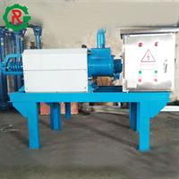 Growing - Model GR - Screw press cow dung slurry separator pig chicken cow manure dewatering machine