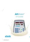 AfiWash Brochure
