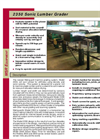 Sonic - Model 2350 - Lumber Grader Brochure