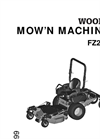Model FZ22K - Zero Turn Mowers Manual