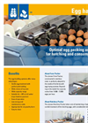 Egg Packer for Hatching Eggs Brochure